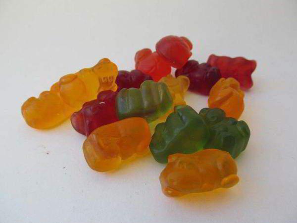 Желеобразные конфеты