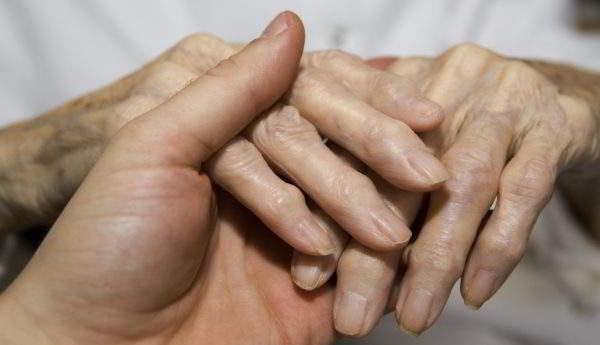 Артропатия кистей рук