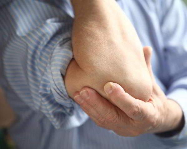 Артропатия локтевого сустава