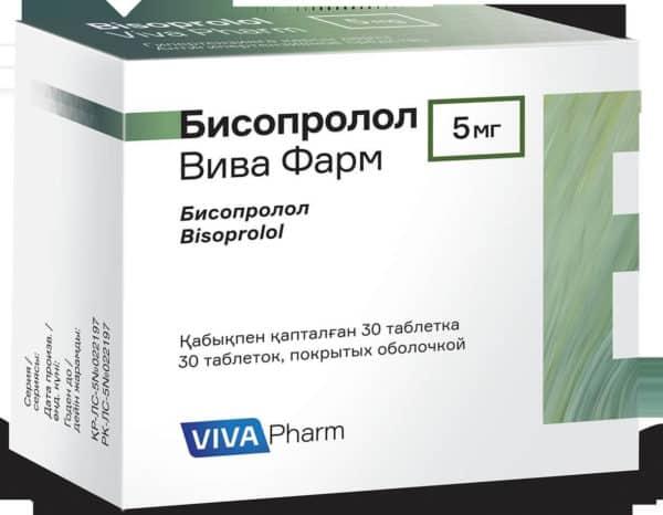 Бисопролол: применению препарата, цены и отзывы пациентов