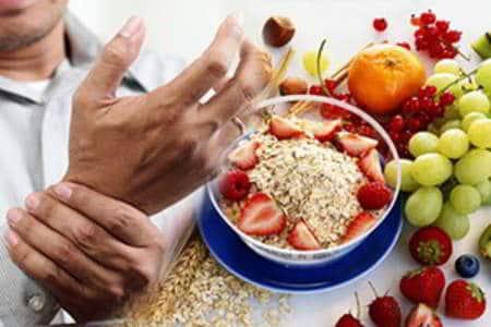 диета при атрите