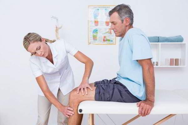 эндоскопия колена