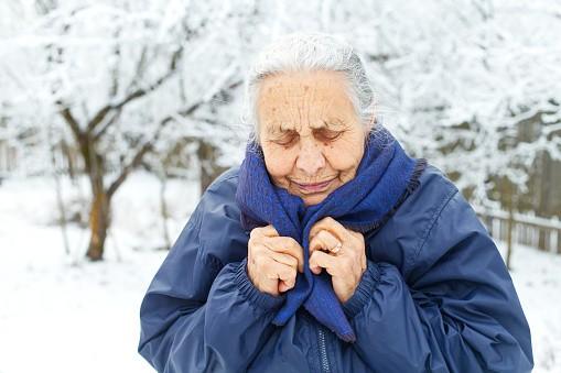 Как облегчить артрит зимой