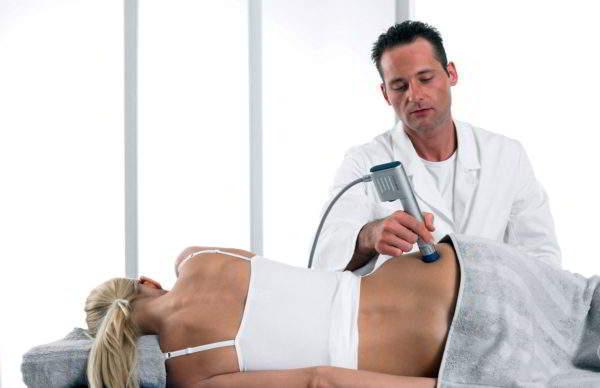лечение тазобедренного сустава лазером