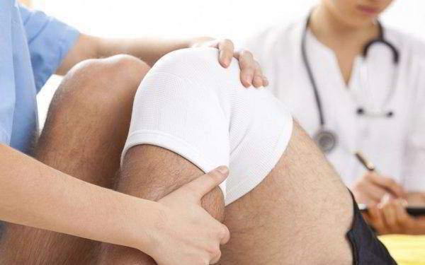 лечение суставов керосином