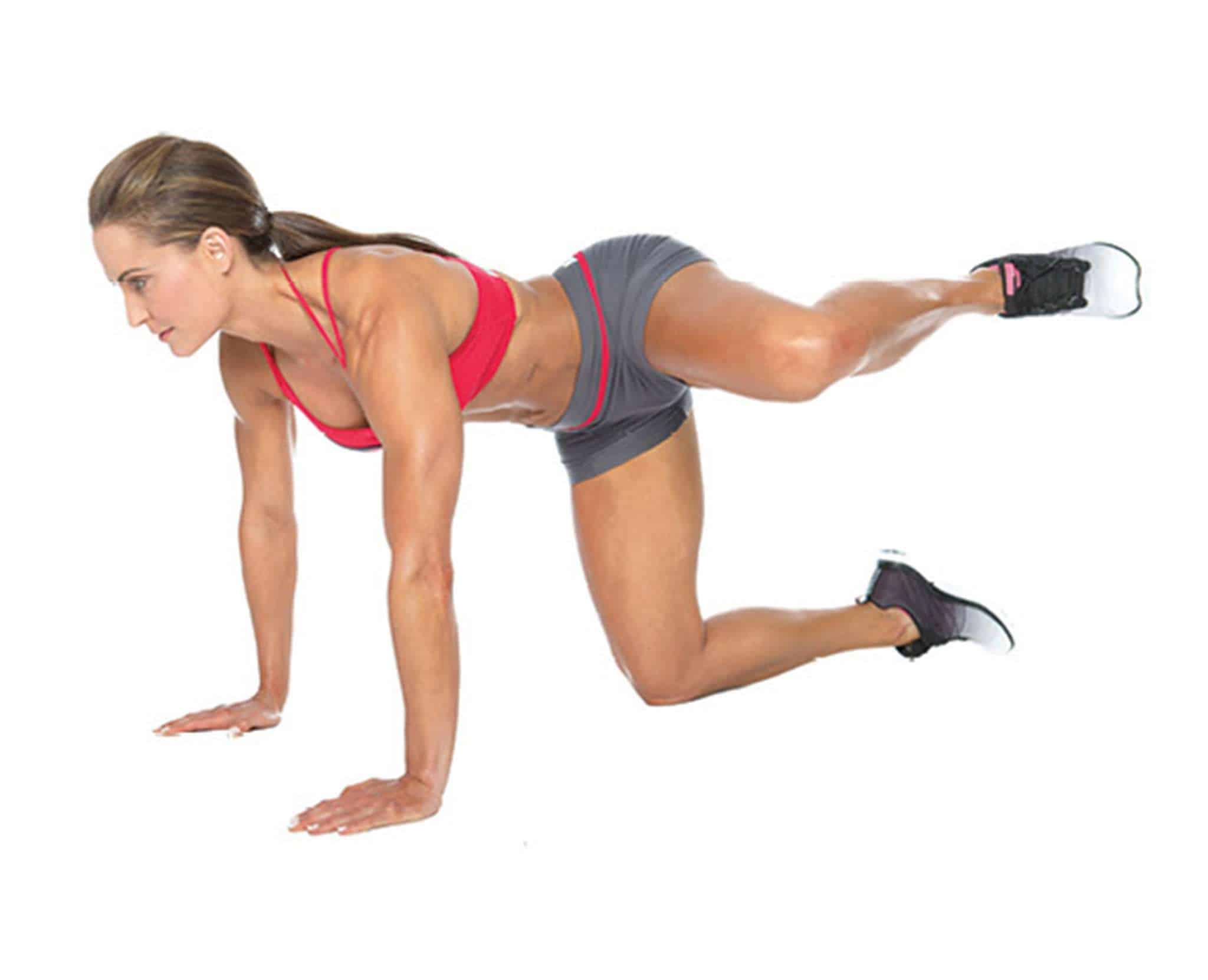 Упражнения для передней поверхности бедра (четырехглавой) 37