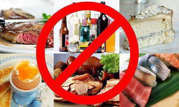 что нельзя кушать при полиартрите
