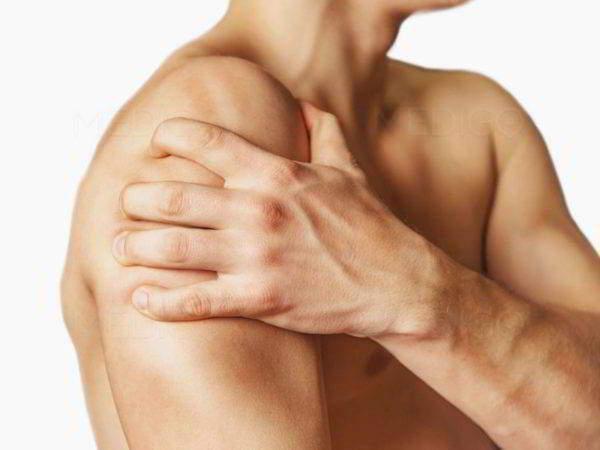 полиартрит плеча