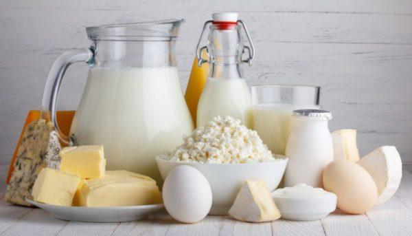 правильное питание кисломолочные продукты