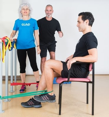 Программа упражнений GLAD эффективна при гонартрозе