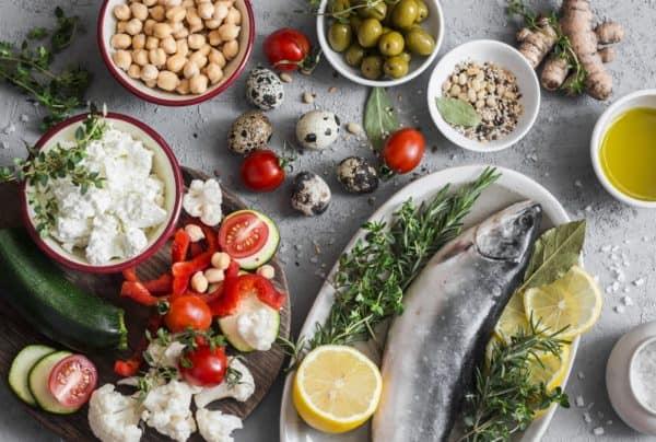 Средиземноморская диета для профилактики ревматоидного артрита