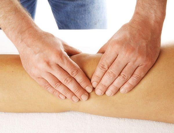Целебный массаж при анкилозе