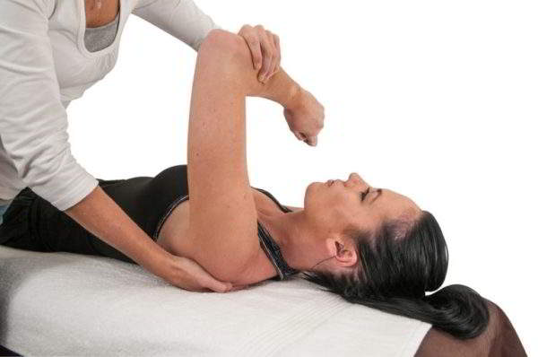 упражнение для плеча