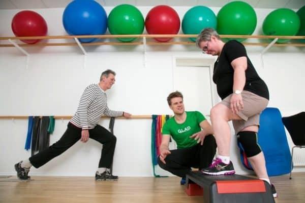 Упражнения GLAD при артрозе