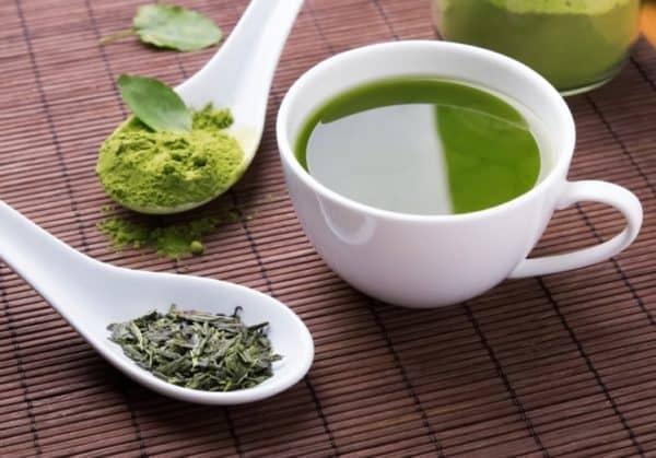 Зеленый чай полезен при остеоартрозе и артрите
