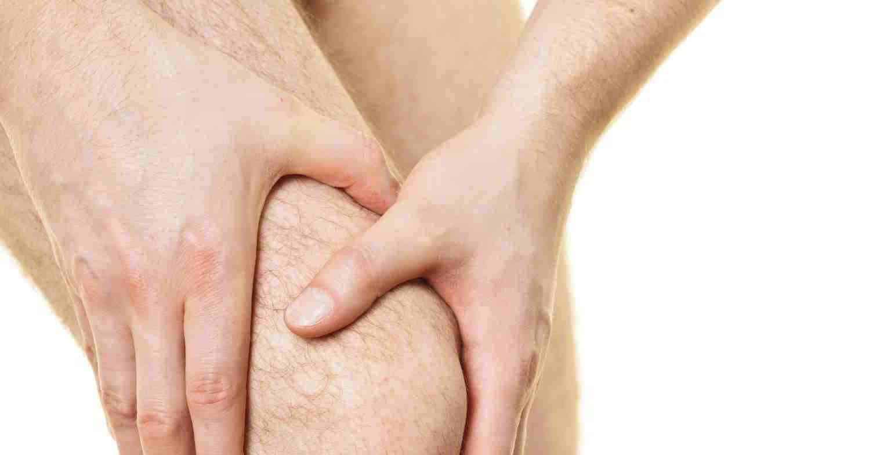 Хруст в коленном суставе