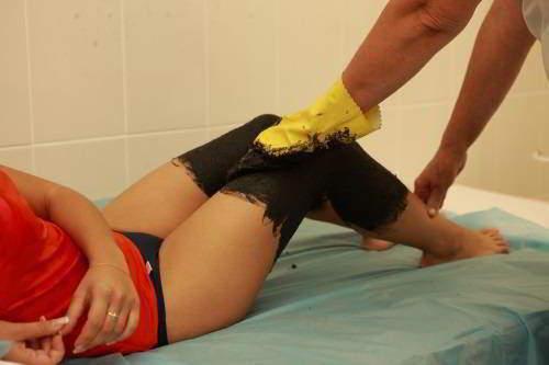 Грязевое лечение суставов