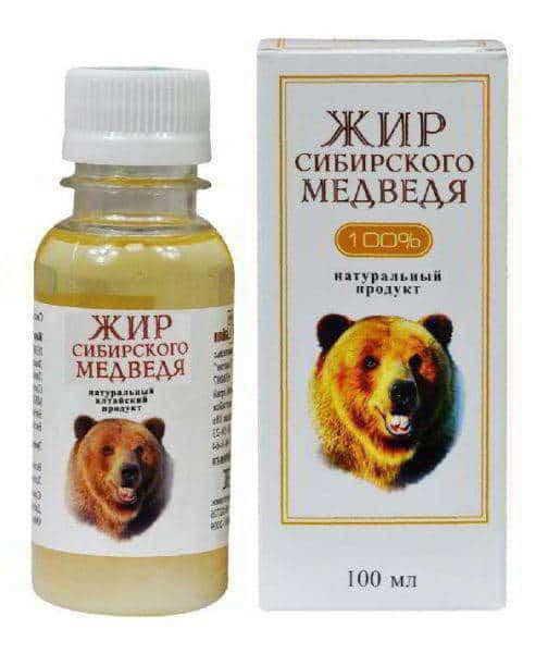 Медвежий жир лечение суставы суставные заболевания приступ
