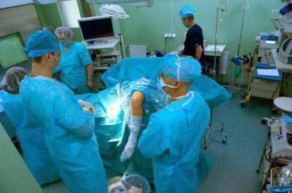 Операция на суставы