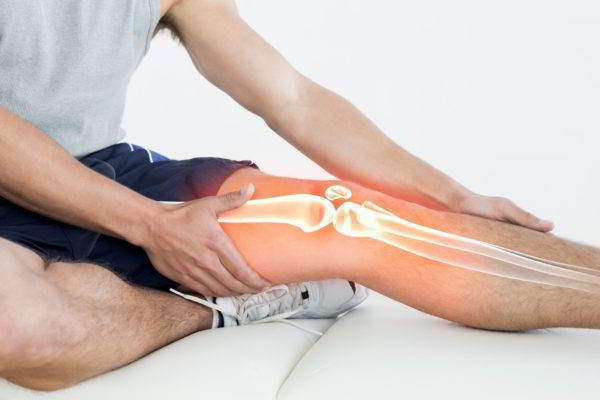 Отеки на коленных суставах