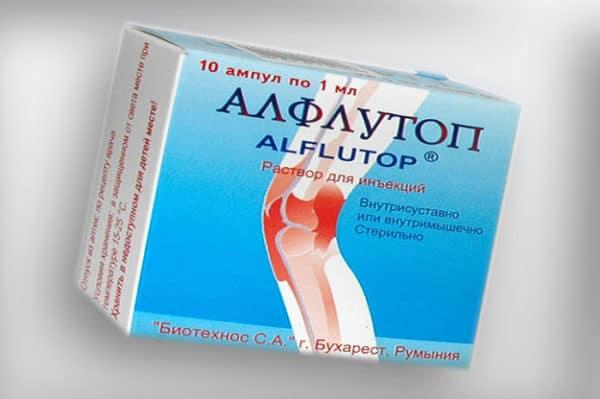 Изображение - Хондропротекторы для суставов препараты alflutop-1-600x399