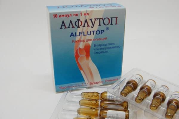 Изображение - Гонартроз левого коленного сустава alflutop-600x400