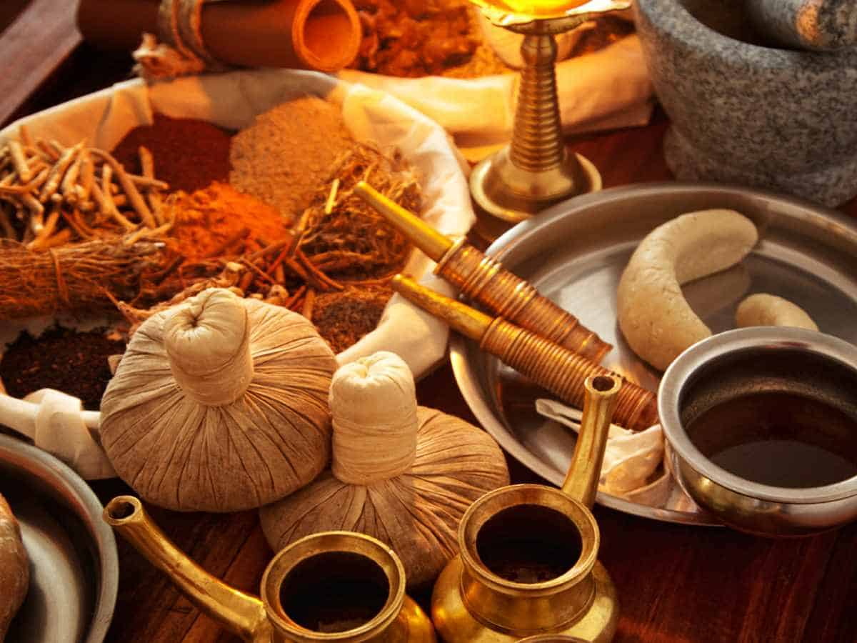 promote traditional indian medicine - HD 1200×900