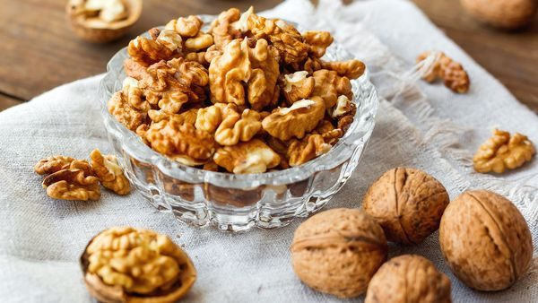 Грецкие орехи - диета при артрите