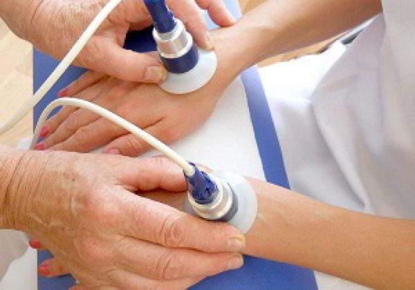 физиопроцедура при артрите