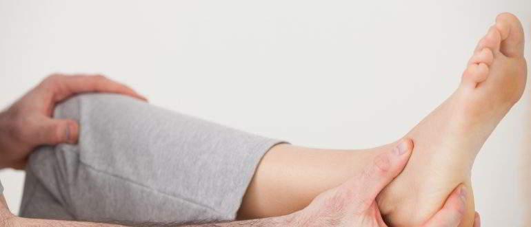 Деформирующий артроз лодыжки его симптомы и лечение