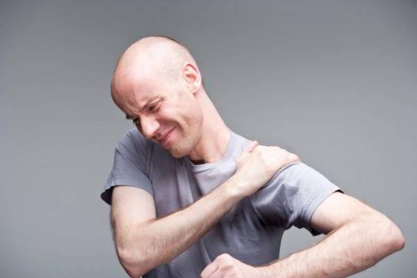 хруст плечевого сустава