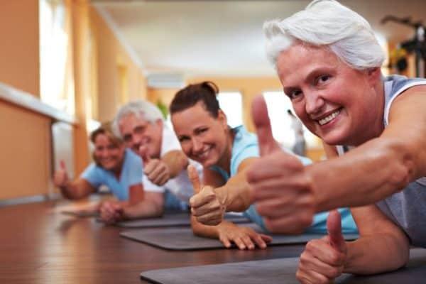 Какими должны быть физические упражнения при артрите