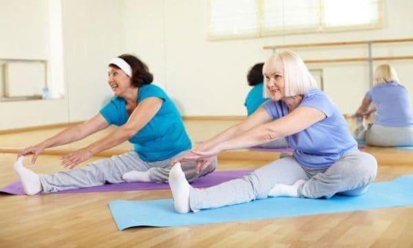 лечебная гимнастика при гонартрозе