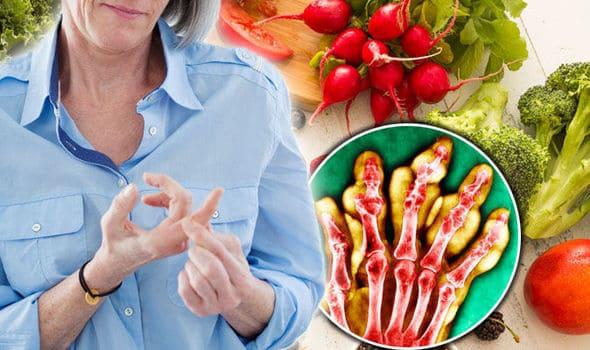 Ревматолог артрит диета