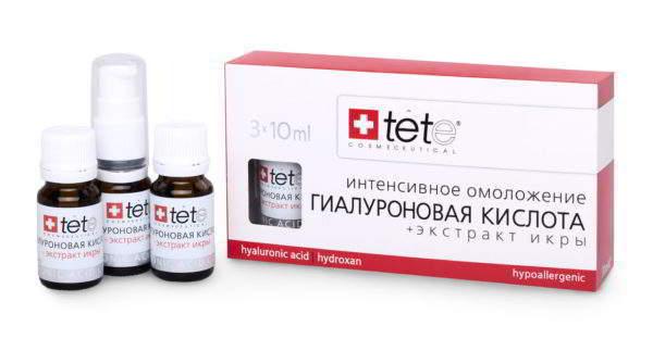 Медикаменты на основе гиалуроновой кислоты