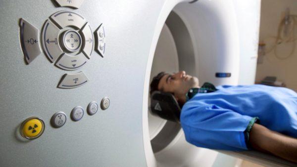 МРТ шейного отдела