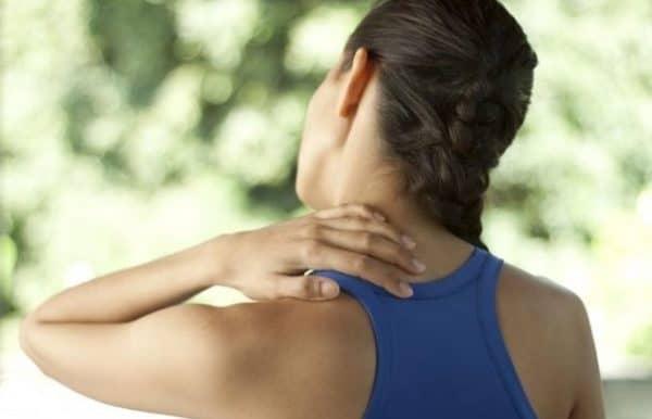 При остеоартрите шейного отдела