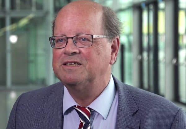Профессор ревматологии Клаус Крюгер (Мюнхен)