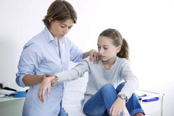 Реактивная артропатия у детей