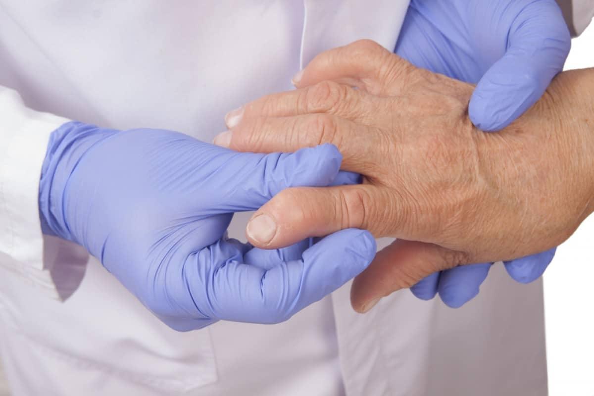 Ревматический и ревматоидный артрит