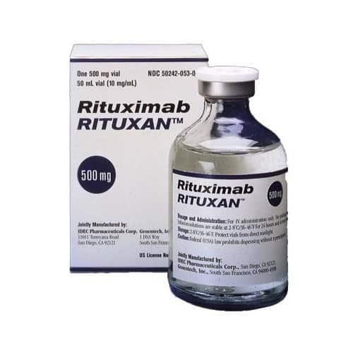Ритуксимаб при ювенильном идиопатическом артрите