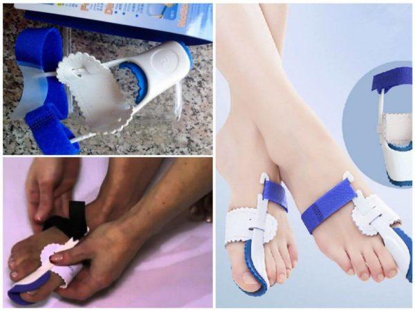 бандаж для ног