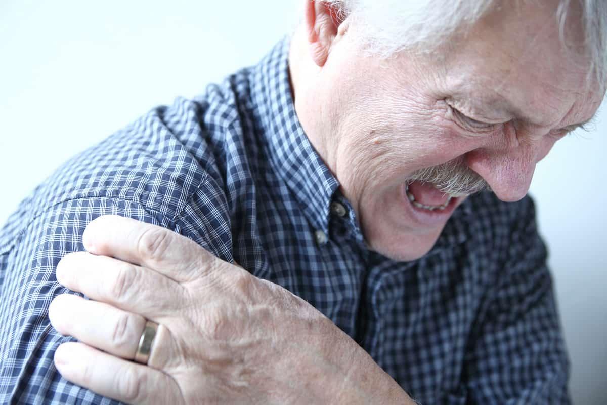 сустав у пожилых