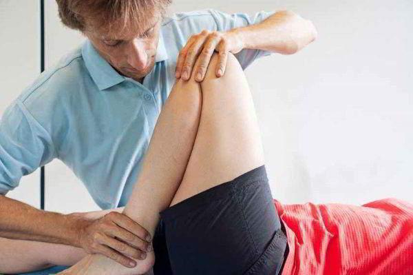 тендинит сухожилия колена