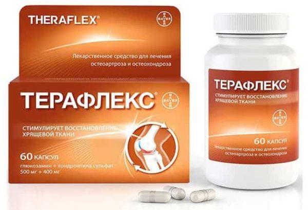 Изображение - Хондропротекторы для суставов препараты terafleks-e1523788198401-600x410