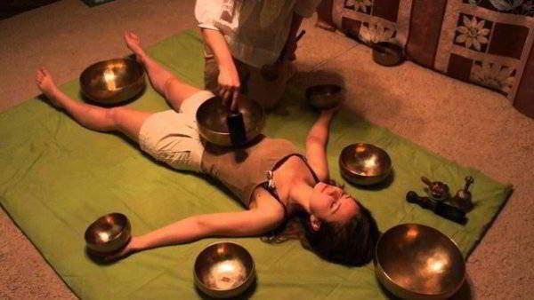 звуковой массаж чашами